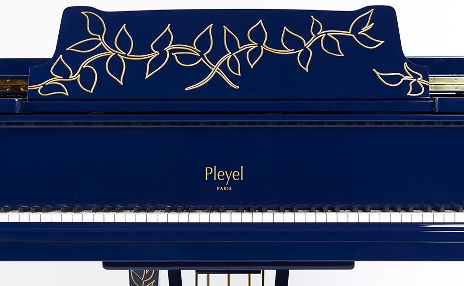 Pianos by Artists