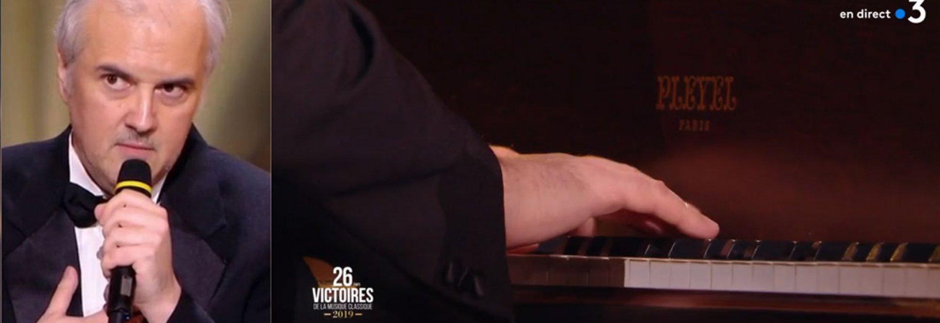 Pleyel aux 26 e Victoires de la Musique Classique