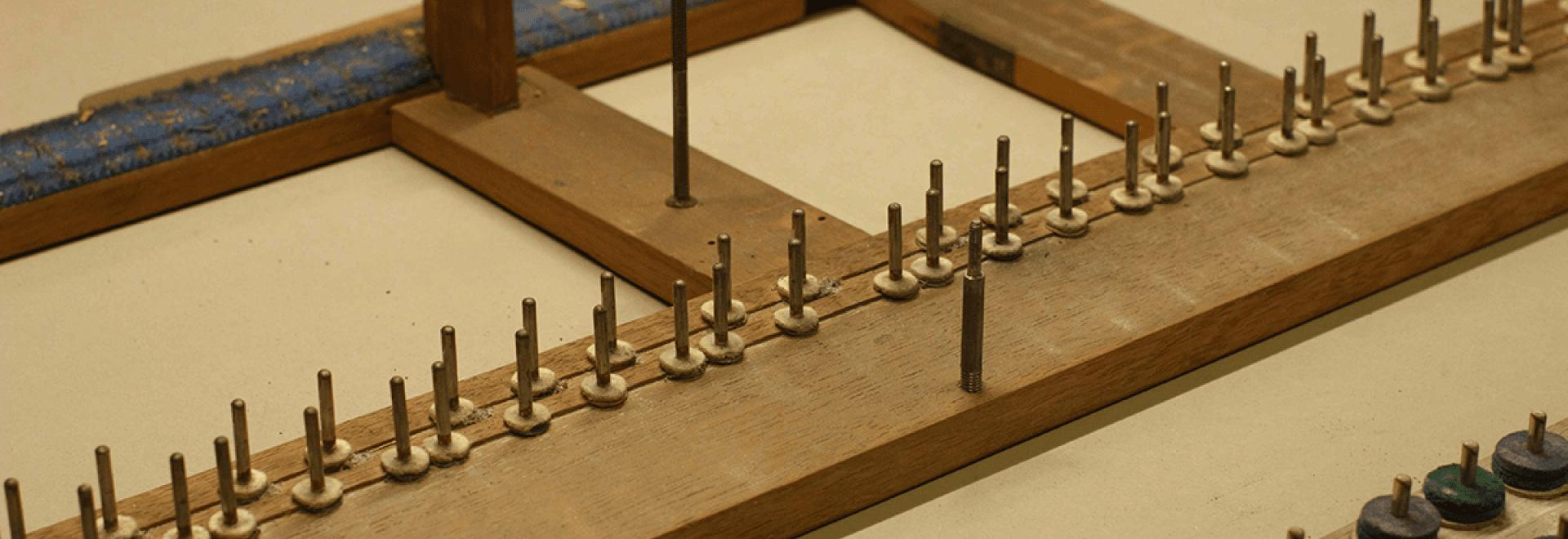 Restoration of Peter Benoit's Pleyel piano
