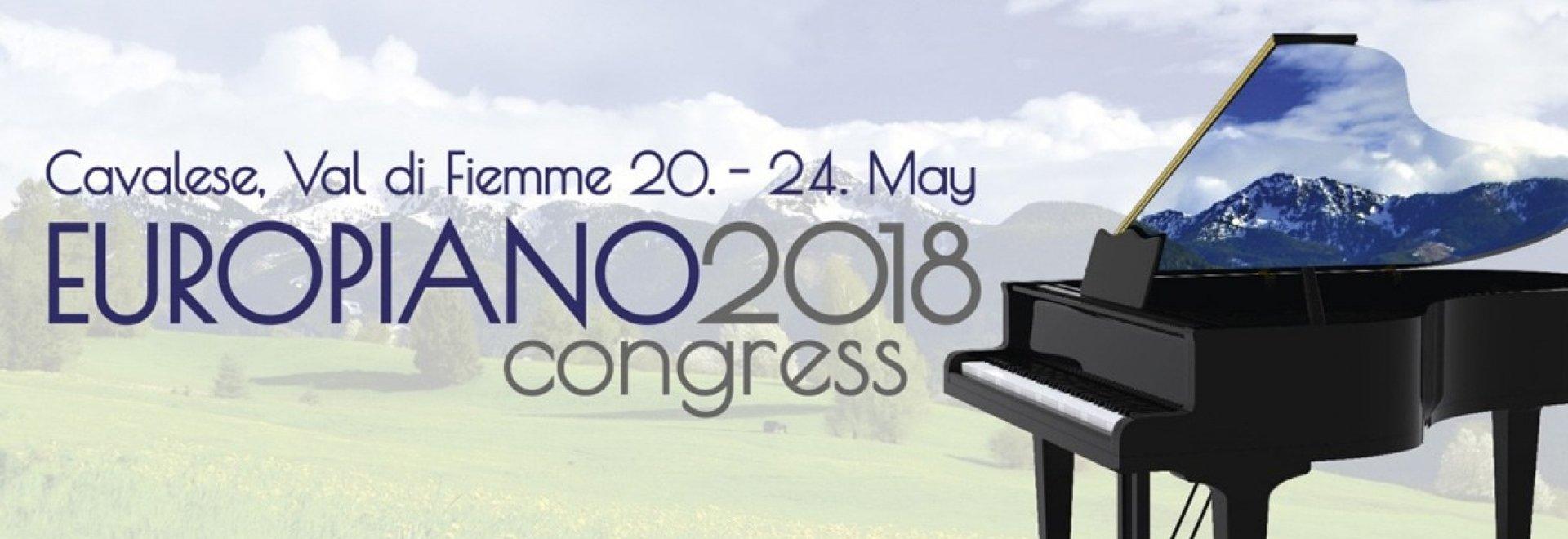 Europiano Congress - May 2018